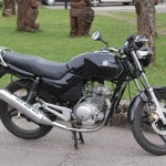 Yamaha YBR 125 (A1 Kategorija)