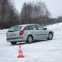 Ekstremalus vairavimas žiemą